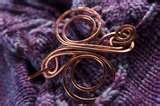 Copper Wire Knot