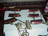Pictures of Copper Wire Bobbins