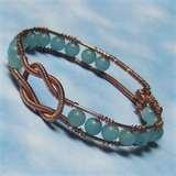 Copper Wire Knot Images