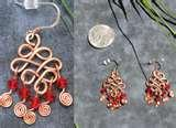 Images of Copper Wire Knot