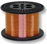 Copper Wire Over Magnet Photos