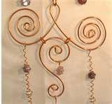 Copper Wire Art Hand Crafted Images