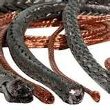 Photos of Copper Wire Usage