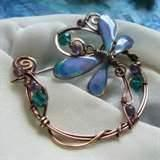 Copper Wire Dragonfly