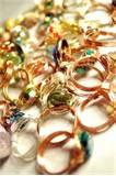 Copper Wire Rings Pictures