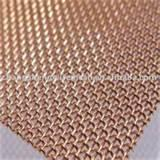 Copper Wire Mesh Sheets Pictures