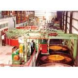 Images of Copper Wire Annealing Process