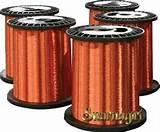 Pictures of Copper Wire Thin