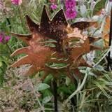 Pictures of Copper Wire Garden Stakes
