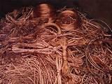 Copper Wire Scrap Prices Photos
