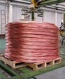 Photos of Copper Wire Elongation