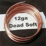 Pictures of Copper Wire 12g