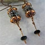 Copper Wire Cage Photos