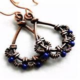 Pictures of Copper Wire Rings Jewelry