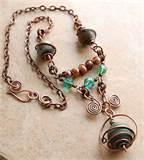 Copper Wire Rings Jewelry Images