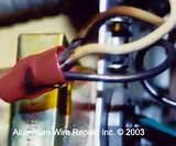 Photos of Aluminum Copper Wire Nut