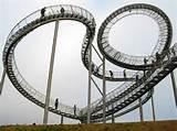 Copper Wire Roller Coaster