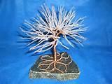 Copper Wire Trees