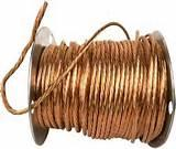 Photos of Copper Wire Posts