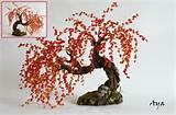 Photos of Copper Wire Trees