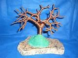 Images of Copper Wire Trees