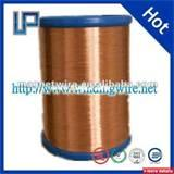 Photos of Copper Wire Enamel Coated