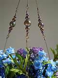 Copper Wire Glass Hanger Images