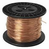 Number 16 Copper Wire