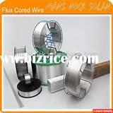 Copper Wire Flux Images