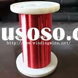 Pictures of Copper Wire Voltage Ratings